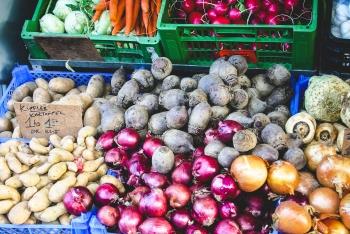 Gemüse die im Winter Saison haben:
